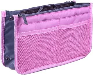 Women Travel Cosmetic Bag Lotion Pouch Toiletry Organizer Handbag Makeup Tools Storage Zipper Bag