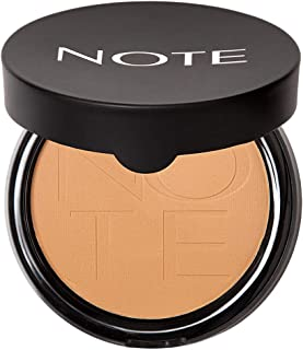 Note Luminous Silk Compact Powder No. 06