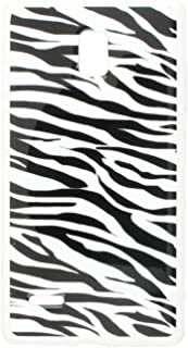 Asmyna LGP769CASKCAIM056NP Slim and Durable Protective Cover for LG Optimus L9 P769 - 1 Pack - Retail Packaging - Zebra