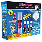 Chanys Science Kit for Kids Chemistry Set for Boys and Girls Educational and Fun Learning Toys for Children 5 and up