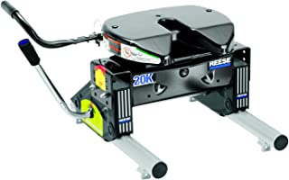 Reese 30083 20K Fifth Wheel Hitch with Round Slider Unit