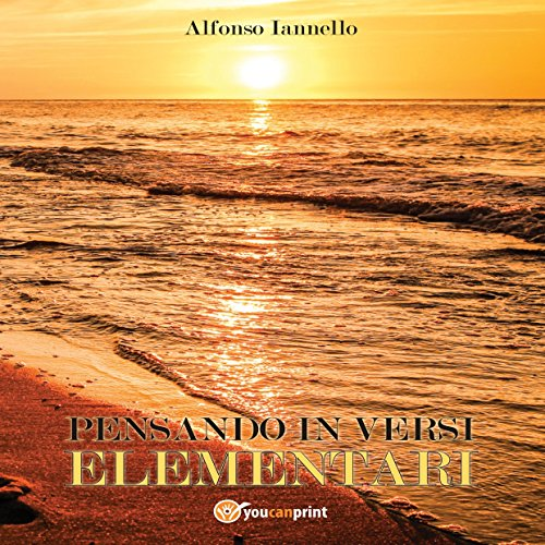 Pensando in versi elementari audiobook cover art