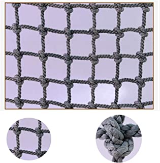 LYRFHW Building Safety Netting Training Development Protection Nets Young Children Stairs Balcony Protection Net Anti-Fall Net Home Decoration Fence Anti-cat Net(18mm/20cm)