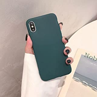 Silicone Solid Color Phone Case, For Samsung Galaxy A6 PLUS A403 A908 A8 A5 2015 2018, Soft Cover Candy Color