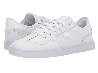 DC Vestrey (White/White) Men