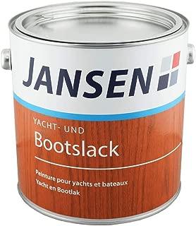 Jansen Yacht- und Bootslack 2,5 Liter