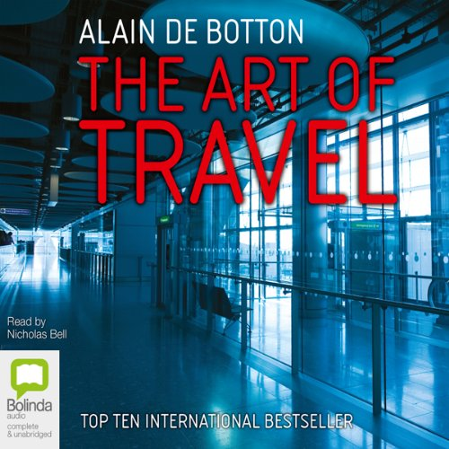 The Art of Travel audiobook cover art