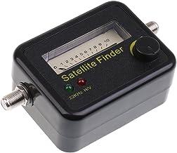 Digital Satellite Finder 950-2150MHz Signal Meter Finder 9502 Yellow Word