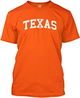 HAASE UNLIMITED Men's Texas State T-Shirt