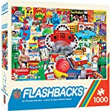 MasterPieces Flashbacks Jigsaw Puzzle, Let the Good Times Roll, 1000 Pieces Multicolored, 19.25'X26.75'