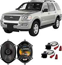$49 » Compatible with Ford Explorer 2006-2010 Rear Door Factory Replacement Harmony HA-R68 Speakers New