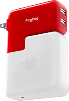 Twelve South PlugBug Duo All-in-one MacBook Travel Adapter
