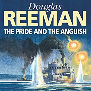 The Pride and the Anguish audiobook cover art