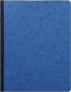 Exacompta 4070E Piqure à 7 colonnes 32 x 25 cm, 7 colonnes par page, 33 lignes par page, 80 pages, papier 110 g, coloris d...