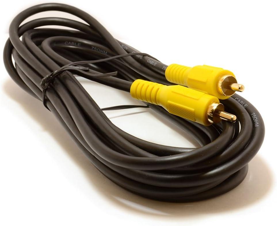 Cinch Stecker Digital Koaxialkabel Spdif Audio Oder Elektronik