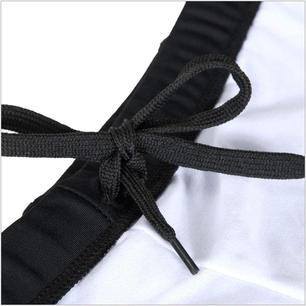 Lazz1on Maillot de Bain Homme Boxer de Natation R/églable Shorts pour Piscine Plong/ée Plage Surf