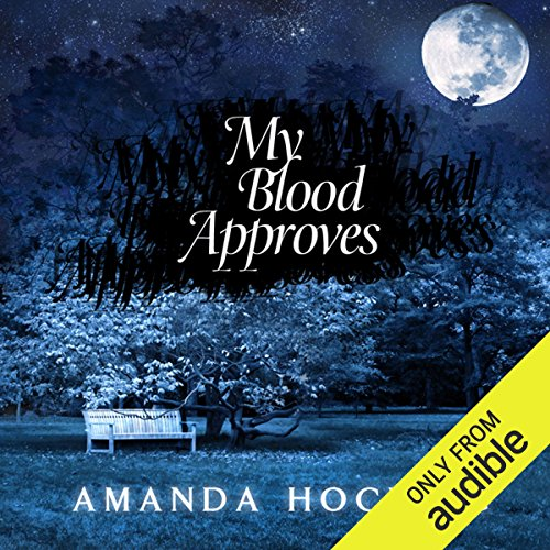 My Blood Approves audiobook cover art