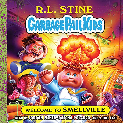 Welcome to Smellville cover art
