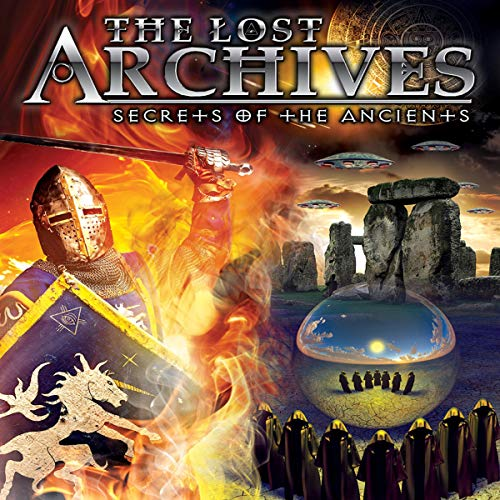 The Lost Archives audiobook cover art