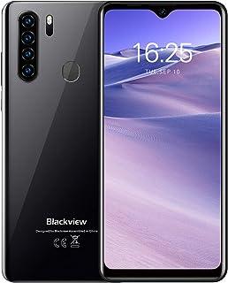 Blackview A80Plus スマートフォン simフリー スマホ 4GB RAM+64GB ROM オクタコア4680mAh Android 10 しむフリースマホ 13MP+8MPカメラ 4GデュアルSIM NFC対応 顔認証 指紋認...