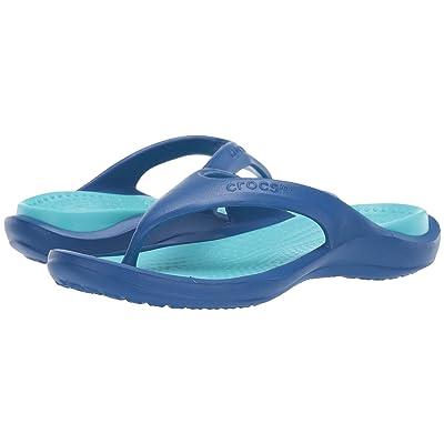 Crocs Athens (Blue Jean/Pool) Sandals