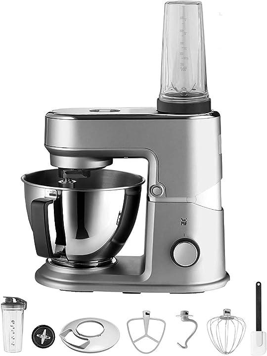 Robot da cucina, cromargan, grigio wmf 0416680071