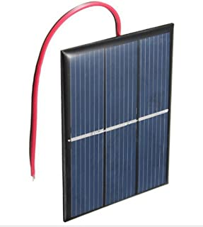 AMX3d Micro Mini Solar Cells – 1.5V 400mA Compact 80 x 60mm Solar Panels – Power Home DIY Projects, Toys & Battery Chargers (1)