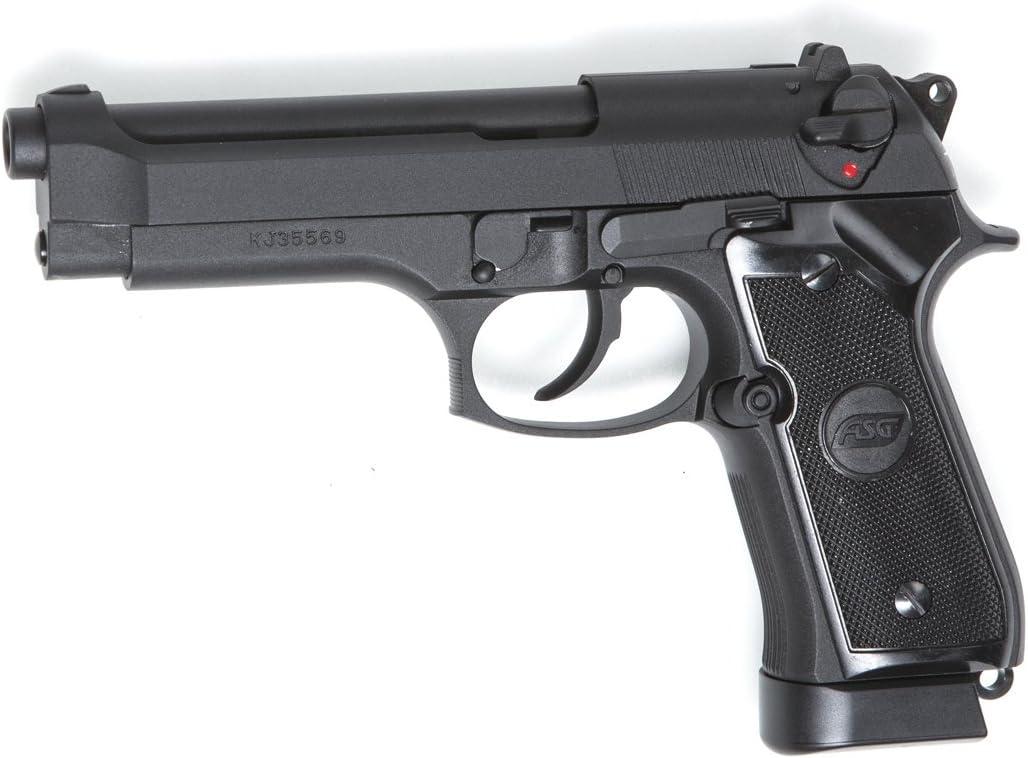 Pistola X9 Classic Blowback – 4,5 Mm Co2 BBS Acero