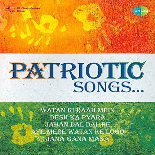 Calcutta Youth Choir, Geeta Dutt & G. M. Durrani