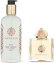 Dia by Amouage for Women - Eau de Parfum, Perfume and Body Lotion 100 ml set