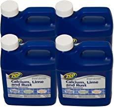 ZEP 32 oz. Calcium, Lime and Rust Remover (Case of 4)
