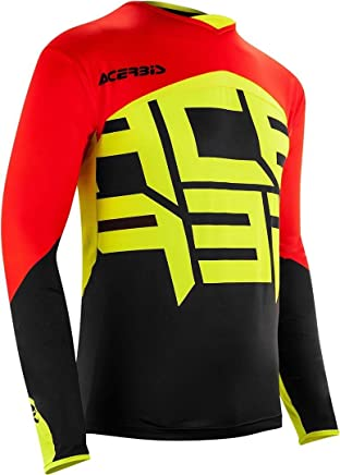 Acerbis Jersey X-Flex Alfa - Schwarz/Rot preisvergleich preisvergleich bei bike-lab.eu