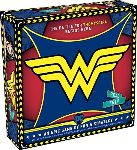 Puzzle Wonder Woman  marca AQUARIUS