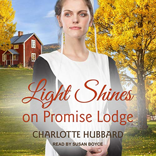 Light Shines on Promise Lodge audiobook cover art