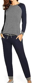 Conjunto de pijama Loungewear, Lupo, Feminino