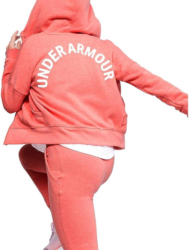 定番から日本未入荷 Under Armour Girls' 即納送料無料 Full Rival Zip