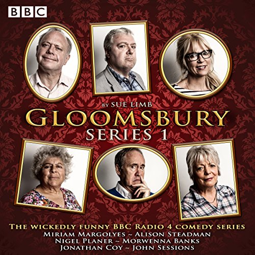 Gloomsbury: Series 1 audiobook cover art