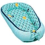 Baby Nest Nido bebé Reductor De Cuna Reversible Capullo Multifuncional
