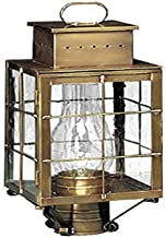 product image for Brass Traditions 420 SHDC Medium Post Lantern 400 Series, Dark Antique Copper Finish 400 Series Post Lantern