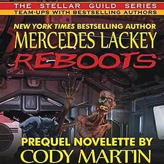 Reboots audiobook cover art