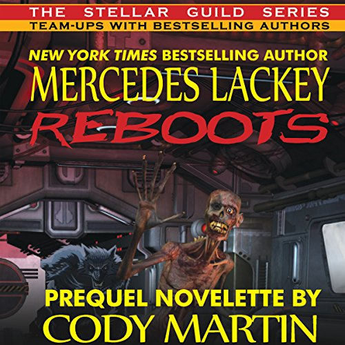 Reboots audiobook cover art