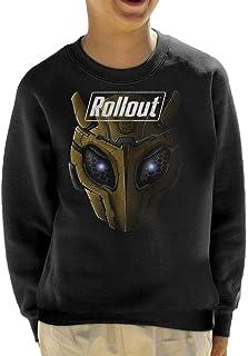Bumblebee Rollout Transformers Kid's Sweatshirt