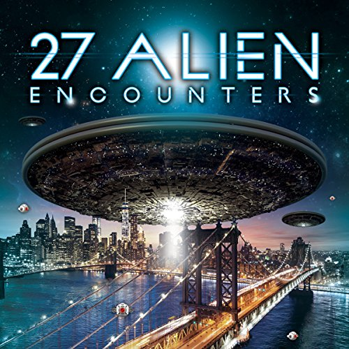 27 Alien Encounters audiobook cover art
