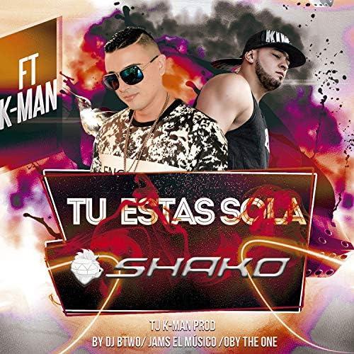 Shako feat. K-man, DJ Btwo, Jams El Músico & Oby The One