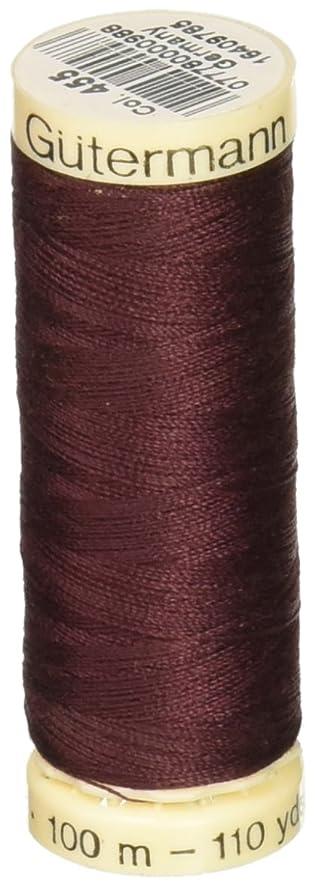Gutermann Sew-All Thread 110 Yards-Wine