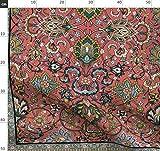 Türkisch, Teppich, Östlich, Damast, Schal, Indianisch
