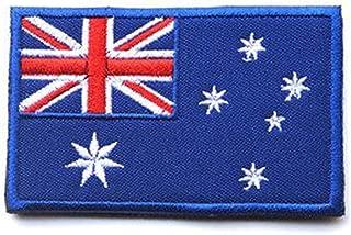 australia flag velcro patch