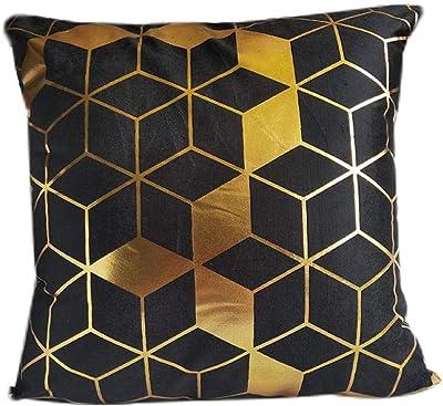 VJGOAL Hexagonal de Nido de Abeja de impresión Suave Cojín ...