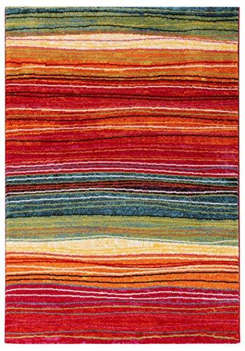 ABC Gioia C Tappeto, Multicolore, 160 x 230 cm