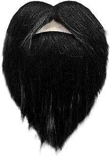 Halloween Costume Beard and Mustache Accessory